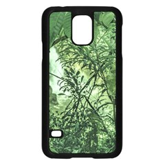 Jungle View at Iguazu National Park Samsung Galaxy S5 Case (Black)