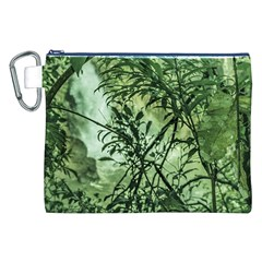Jungle View at Iguazu National Park Canvas Cosmetic Bag (XXL)