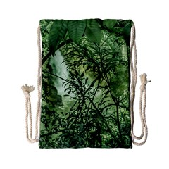 Jungle View at Iguazu National Park Drawstring Bag (Small)