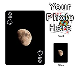 Half Moon Playing Cards 54 Designs