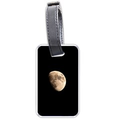 Half Moon Luggage Tags (Two Sides)