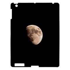 Half Moon Apple iPad 3/4 Hardshell Case