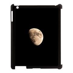 Half Moon Apple iPad 3/4 Case (Black)