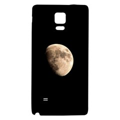 Half Moon Galaxy Note 4 Back Case