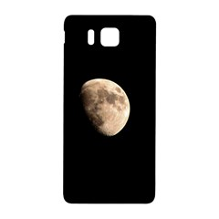 Half Moon Samsung Galaxy Alpha Hardshell Back Case
