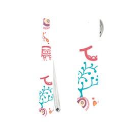 Cute Pastel Tones Elephant Pattern Neckties (two Side)