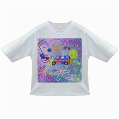 Summer Of Love   The 60s Infant/toddler T Shirts