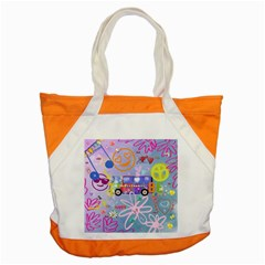 Summer Of Love   The 60s Accent Tote Bag