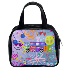 Summer Of Love   The 60s Classic Handbags (2 Sides)