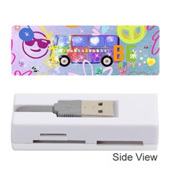 Summer Of Love   The 60s Memory Card Reader (Stick)