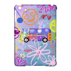 Summer Of Love   The 60s Apple iPad Mini Hardshell Case (Compatible with Smart Cover)