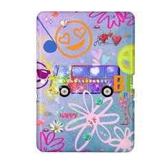 Summer Of Love   The 60s Samsung Galaxy Tab 2 (10.1 ) P5100 Hardshell Case