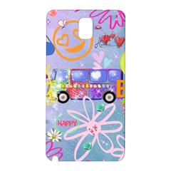 Summer Of Love   The 60s Samsung Galaxy Note 3 N9005 Hardshell Back Case