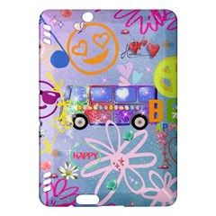 Summer Of Love   The 60s Kindle Fire Hdx Hardshell Case