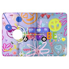Summer Of Love   The 60s Kindle Fire HDX Flip 360 Case