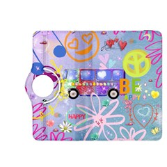 Summer Of Love   The 60s Kindle Fire Hdx 8 9  Flip 360 Case