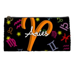 Aries Floating Zodiac Sign Pencil Cases