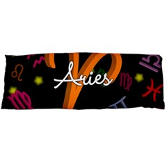 Aries Floating Zodiac Sign Body Pillow Cases Dakimakura (Two Sides)