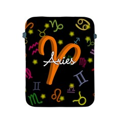 Aries Floating Zodiac Sign Apple iPad 2/3/4 Protective Soft Cases