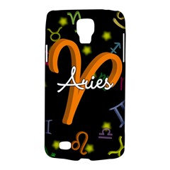 Aries Floating Zodiac Sign Galaxy S4 Active