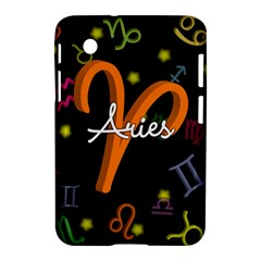 Aries Floating Zodiac Sign Samsung Galaxy Tab 2 (7 ) P3100 Hardshell Case