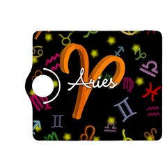 Aries Floating Zodiac Sign Kindle Fire HDX 8.9  Flip 360 Case