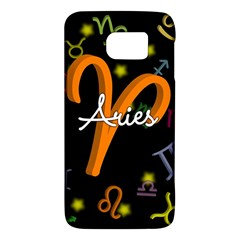 Aries Floating Zodiac Sign Galaxy S6