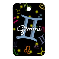 Gemini Floating Zodiac Sign Samsung Galaxy Tab 3 (7 ) P3200 Hardshell Case