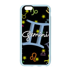 Gemini Floating Zodiac Sign Apple Seamless iPhone 6/6S Case (Color)