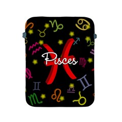 Pisces Floating Zodiac Sign Apple iPad 2/3/4 Protective Soft Cases