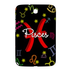 Pisces Floating Zodiac Sign Samsung Galaxy Note 8.0 N5100 Hardshell Case