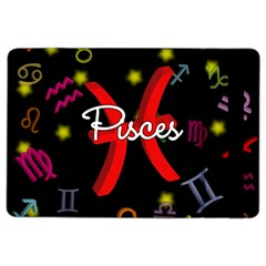 Pisces Floating Zodiac Sign iPad Air 2 Flip
