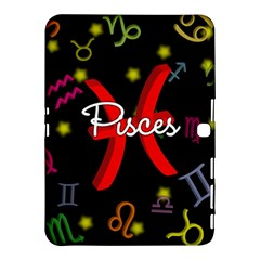 Pisces Floating Zodiac Sign Samsung Galaxy Tab 4 (10.1 ) Hardshell Case