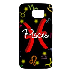 Pisces Floating Zodiac Sign Galaxy S6