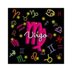 Virgo Floating Zodiac Sign Acrylic Tangram Puzzle (6  x 6 )