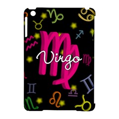 Virgo Floating Zodiac Sign Apple iPad Mini Hardshell Case (Compatible with Smart Cover)