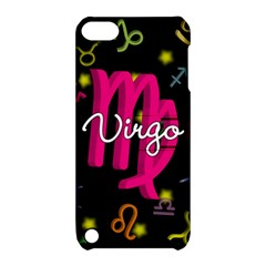 Virgo Floating Zodiac Sign Apple iPod Touch 5 Hardshell Case with Stand