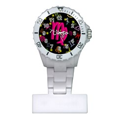 Virgo Floating Zodiac Sign Nurses Watches