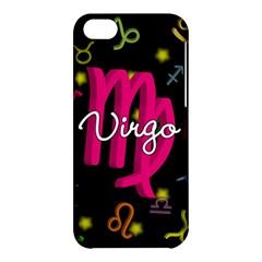 Virgo Floating Zodiac Sign Apple iPhone 5C Hardshell Case