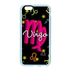 Virgo Floating Zodiac Sign Apple Seamless iPhone 6/6S Case (Color)