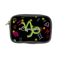 Capricorn Floating Zodiac Name Coin Purse
