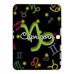 Capricorn Floating Zodiac Name Samsung Galaxy Tab 4 (10.1 ) Hardshell Case