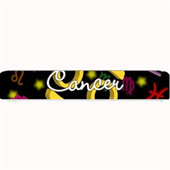 Cancer Floating Zodiac Name Small Bar Mats