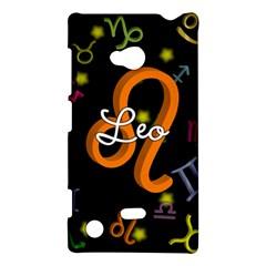 Leo Floating Zodiac Name Nokia Lumia 720