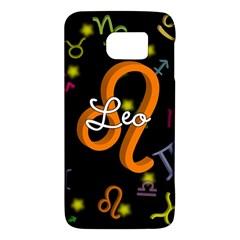Leo Floating Zodiac Name Galaxy S6
