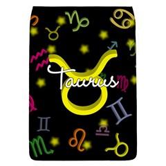 Taurus Floating Zodiac Name Flap Covers (L)