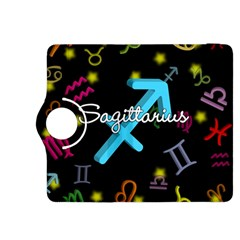 Sagittarius Floating Zodiac Name Kindle Fire HDX 8.9  Flip 360 Case