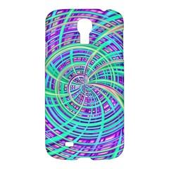 Happy Aqua Samsung Galaxy S4 I9500/I9505 Hardshell Case