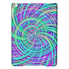 Happy Aqua iPad Air Hardshell Cases