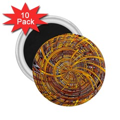 Happy Hot 2 25  Magnets (10 Pack)